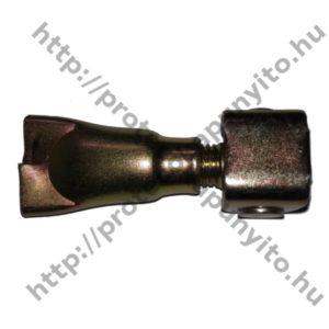 Állítható, betonozható, hegeszthető forgáspont, zsanér M18-as - protecokapunyito.hu