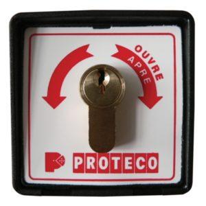 Kulcsos kapcsoló