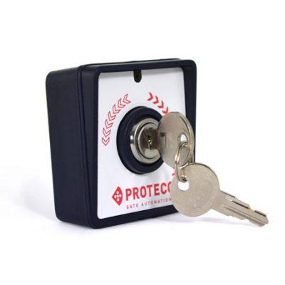 Proteco kulcsos kapcsoló - protecokapunyito.hu